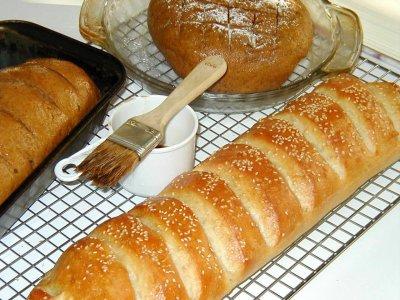 bánh mì vừng