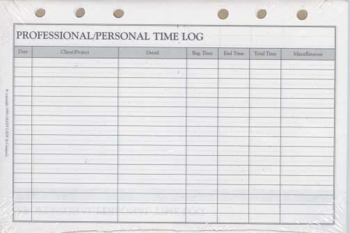 log personal professional crazy planner lady zoom dvo