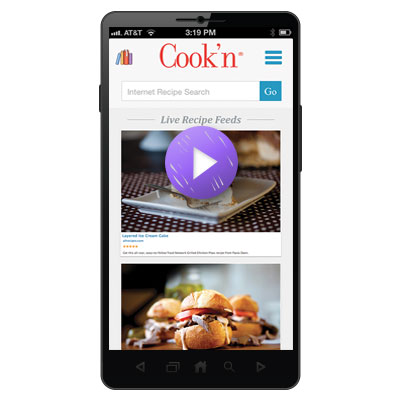 Cook'n Android App