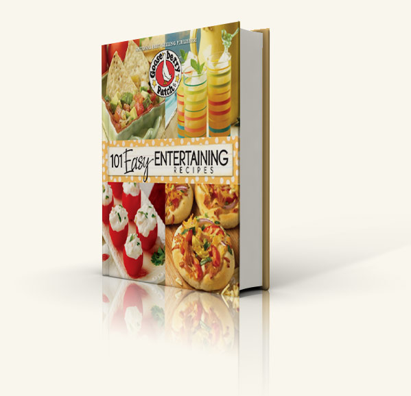 101 easy entertaining recipes for Easy entertaining tips