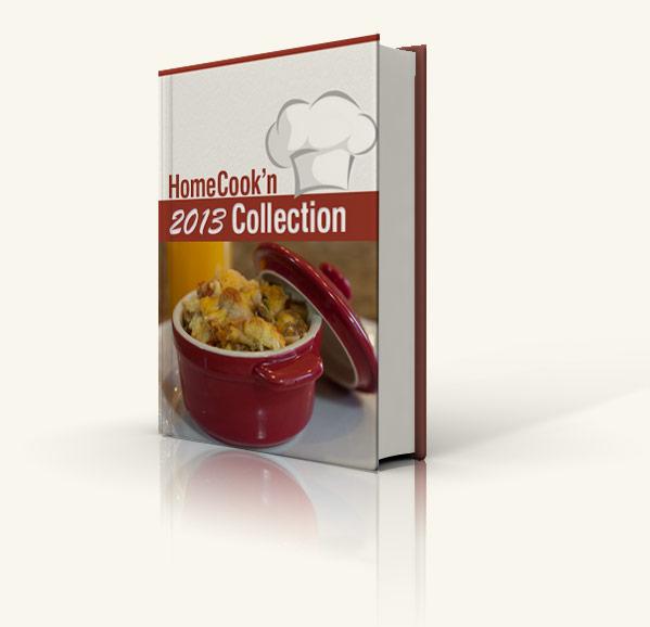 HomeCook'n 2013 Cookbook