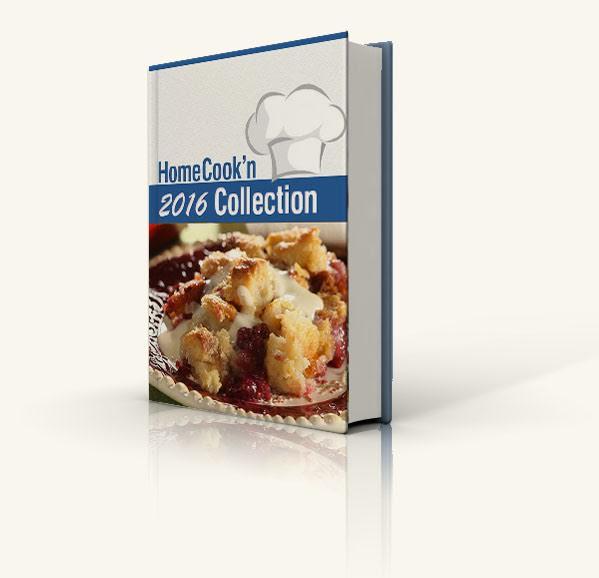 HomeCook'n 2016 Cookbook