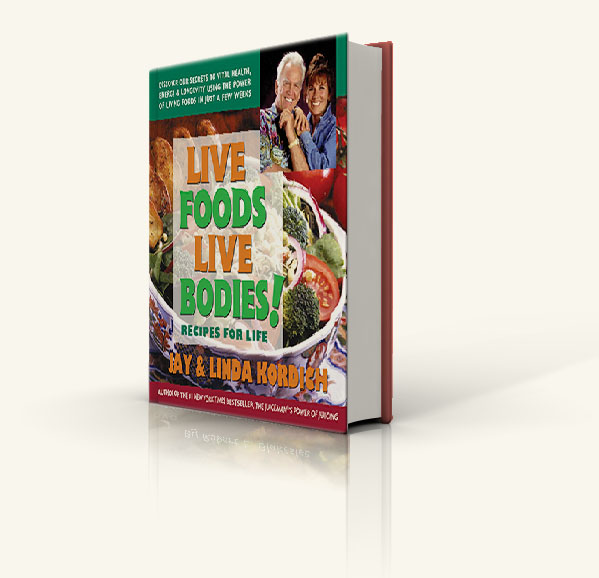 The live foods live bodies cookbook
