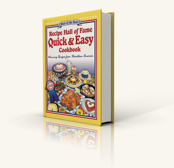 Hall of Fame Quick and Easy Cookbook