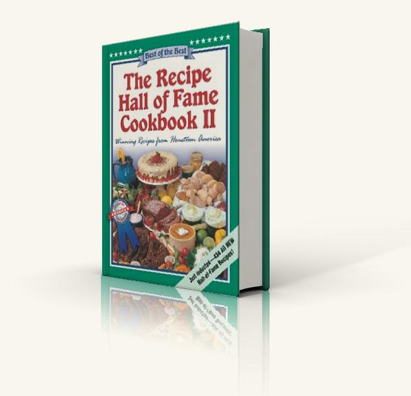 Recipe Hall of Fame Cookbook II