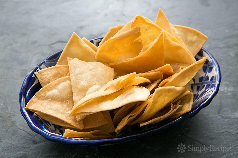 How To Make Homemade Tortilla Chips Fried Or Baked