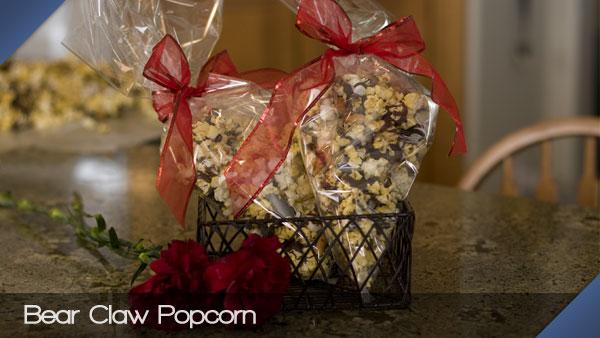 Bear Claw Popcorn