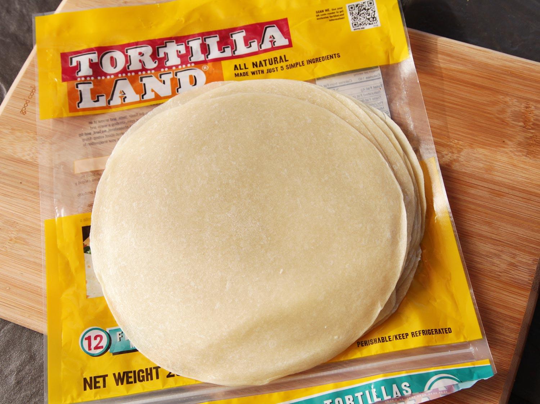 Easy Authentic Tortillas